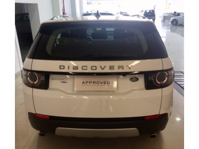 DISCOVERY SPORT 2.0 I4 GASOLINA HSE