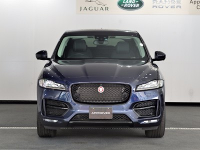 F-PACE 2.0 I4 DIESEL (180PS) R-SPORT 5ドア