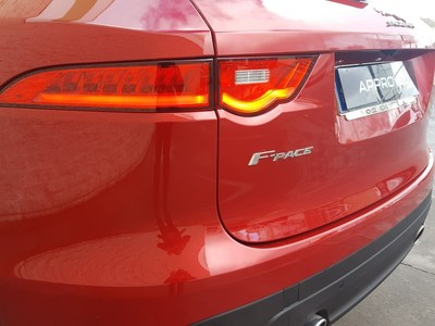 F-PACE 3.0 V6 DIÉSEL R-SPORT 5 PUERTAS