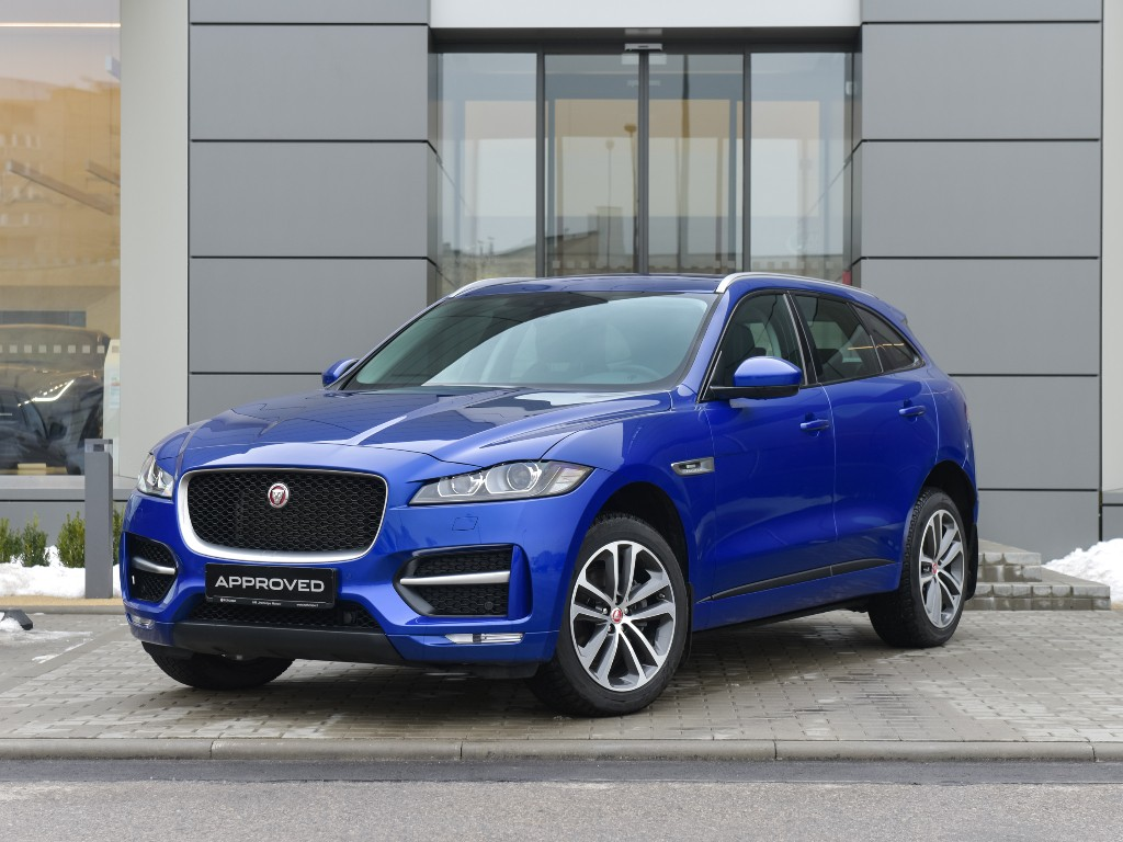 F-PACE 2.0 I4 DYZELINIS (180PS) R-SPORT 5 DURŲ