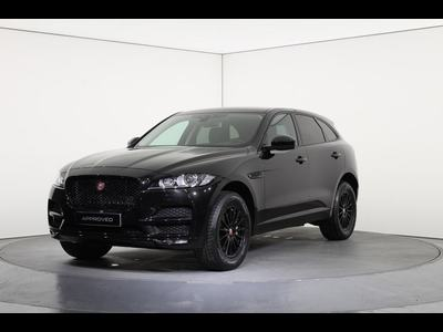 F-PACE 3.0 V6 S/C PURE 5 PUERTAS