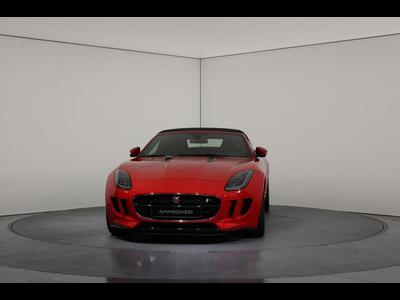 F-TYPE 5.0 V8 S/C R CONVERTIBLE