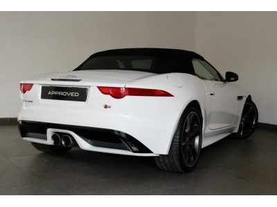 F-TYPE 3.0 V6 S/C 'S' (380PS) CONVERTIBLE
