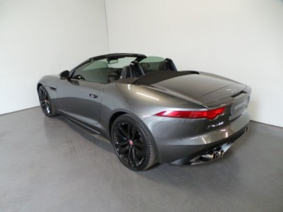 F-TYPE 5.0 V8 S/C 'R' CONVERTIBLE