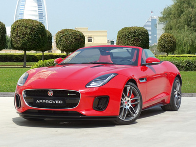 F-TYPE 3 0 V6 SUPERCHARGED R DYNAMIC CONVERTIBLE