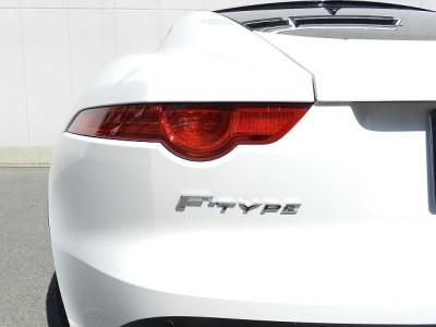 F-TYPE 3.0リッター V6 スーパーチャージドガソリンエンジン (340PS)  クーペ