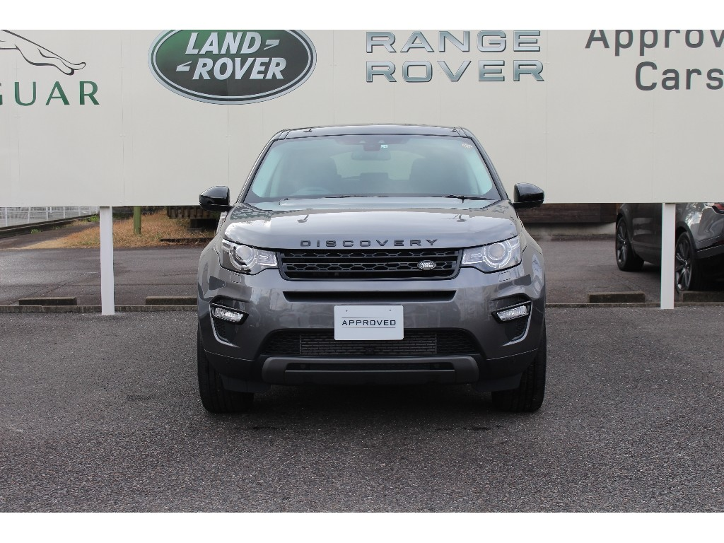 DISCOVERY SPORT 2.0リッター SI4ターボチャージドガソリンエンジン HSE