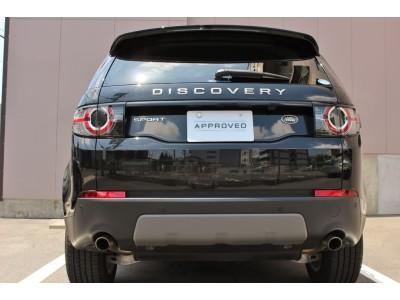 DISCOVERY SPORT 2.0リッター SI4ターボチャージドガソリンエンジン SE