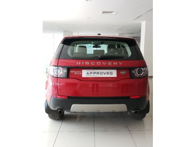 DISCOVERY SPORT 2.0 SI4 HSE