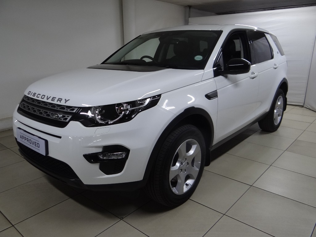 DISCOVERY SPORT 2.0 TD4 'S'