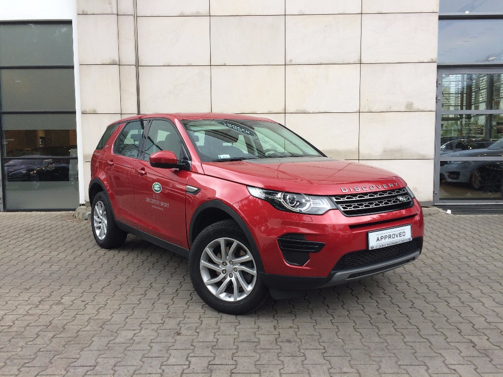 DISCOVERY SPORT 2.0 SI4 SE