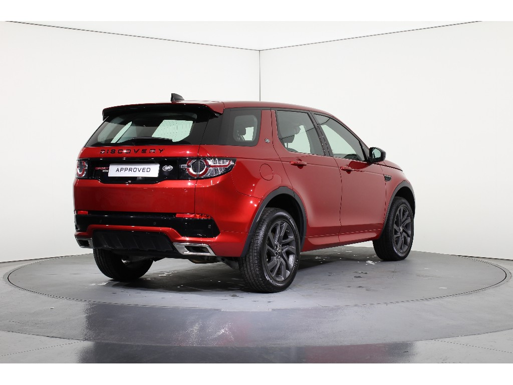 DISCOVERY SPORT 2.2 ED4 HSE