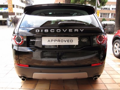 DISCOVERY SPORT 2.0 TD4 SE