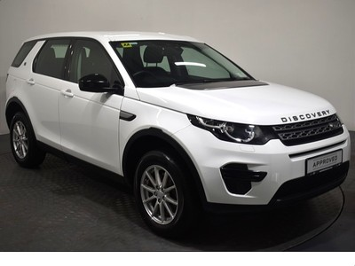 DISCOVERY SPORT 2.0 I4 D 'S'