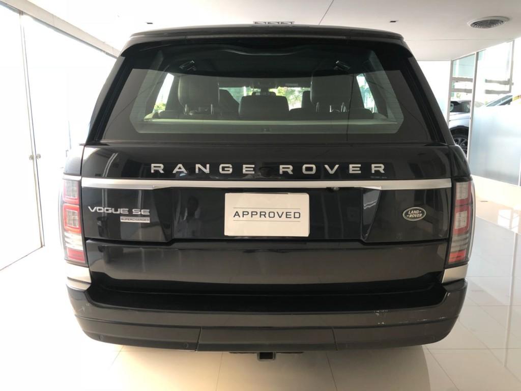 RANGE ROVER 5.0 V8 S/C VOGUE SE