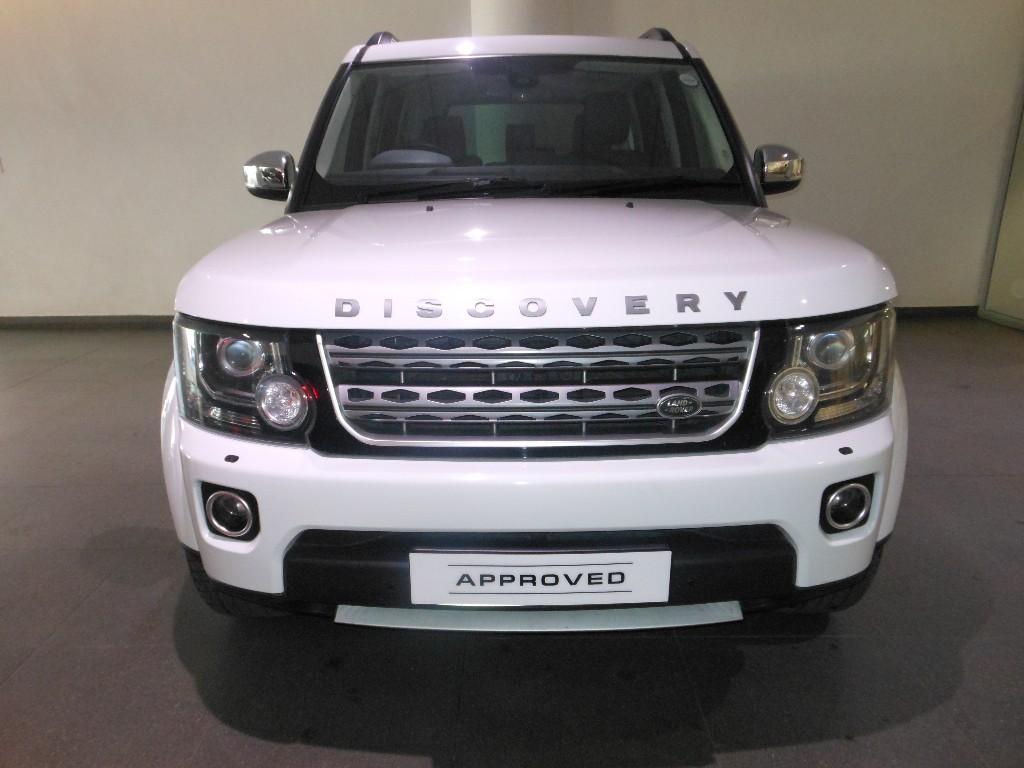 DISCOVERY 4 3.0 V6 SE