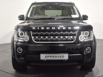 DISCOVERY 4 3.0 TDV6 COMMERCIAL