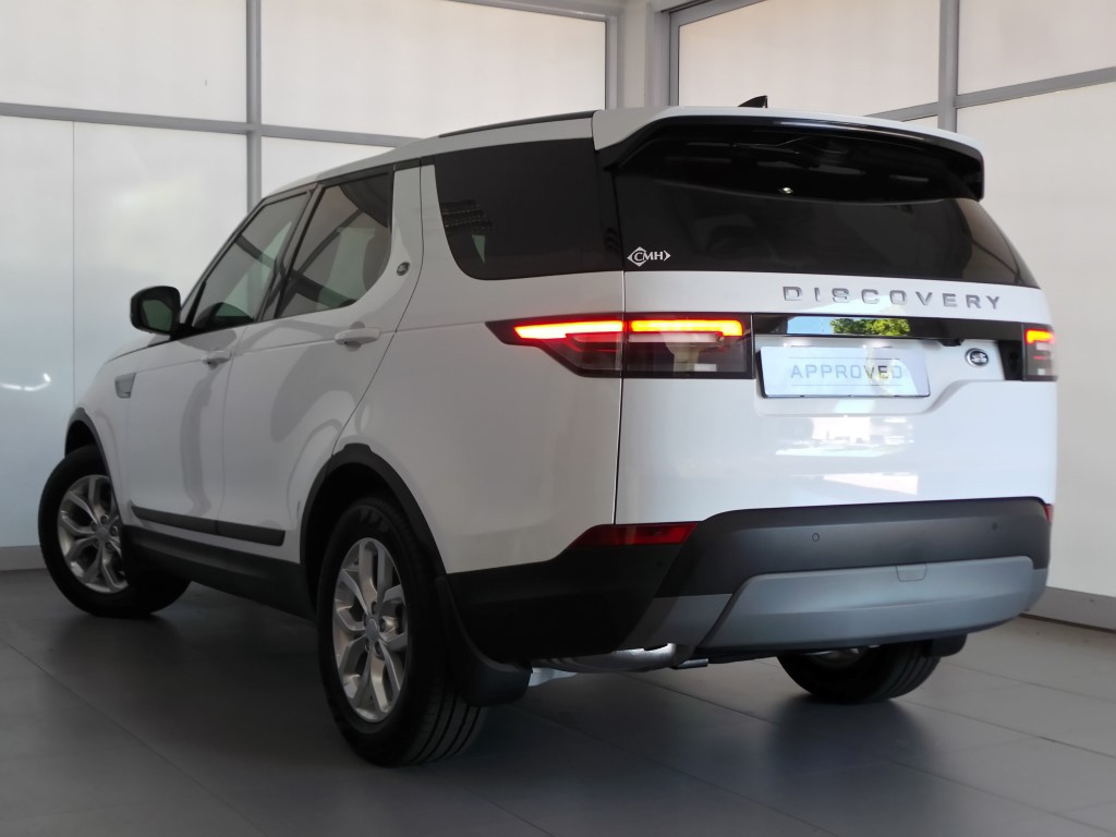 ALL-NEW DISCOVERY  3.0 TDV6 SE