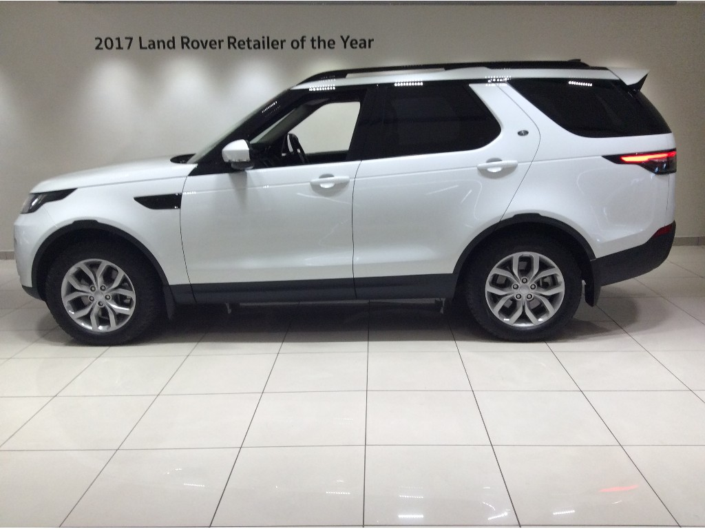 ALL-NEW DISCOVERY  3.0 TDV6 PURE