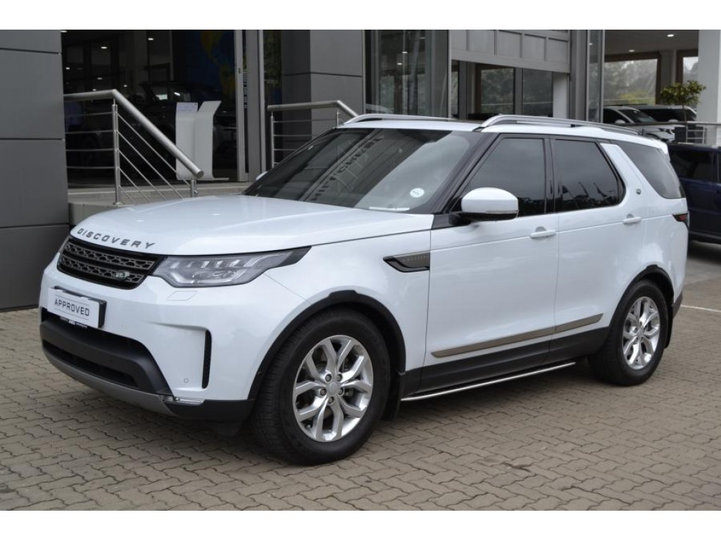 ALL-NEW DISCOVERY  3.0 V6 SE