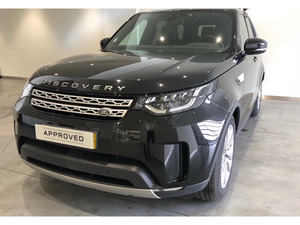 ALL-NEW DISCOVERY  2.0 I4 DIESEL HSE