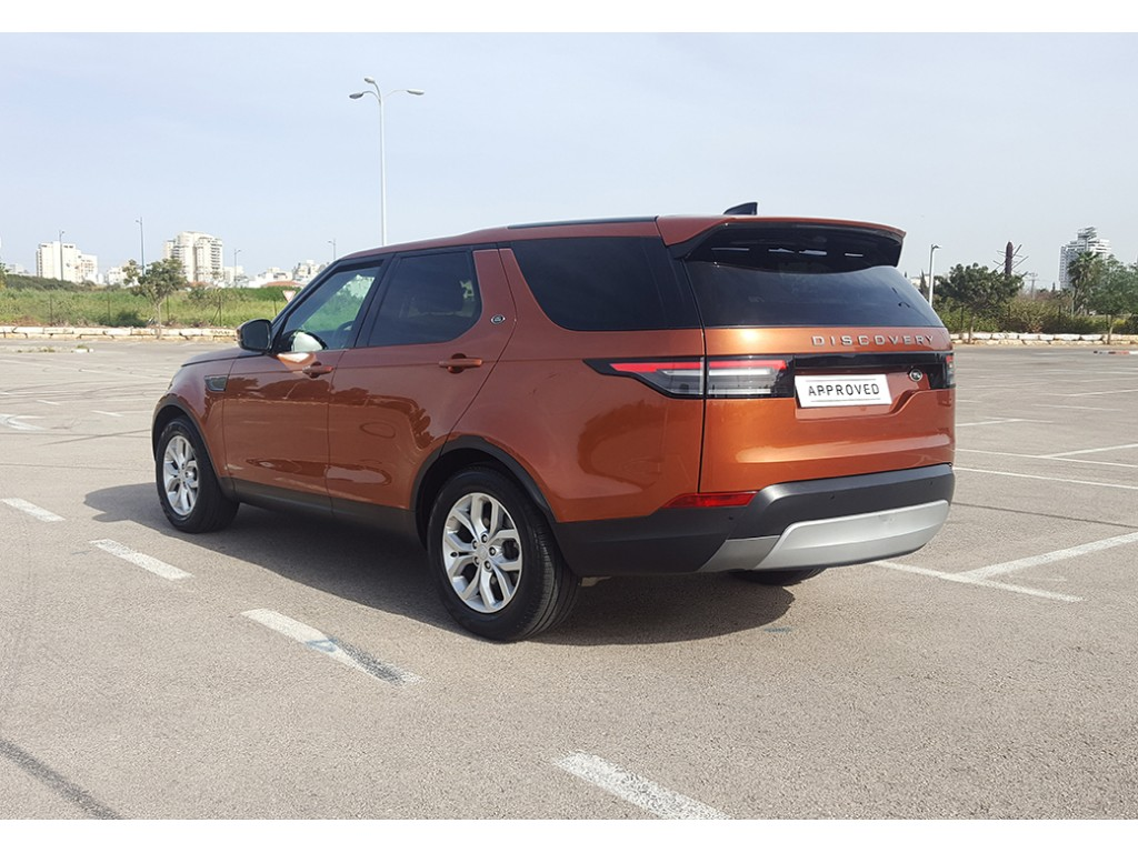 ALL-NEW DISCOVERY  2.0 I4 DIESEL SE