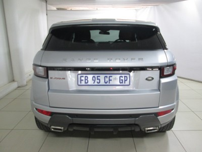 RANGE ROVER EVOQUE 5 DOOR 2.2 SD4 HSE DYNAMIC