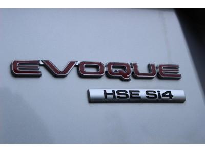 RANGE ROVER EVOQUE 5ドア 2.0リッター SI4ターボチャージドガソリンエンジン HSE DYNAMIC