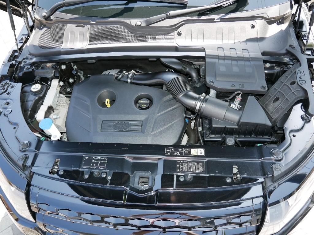 RANGE ROVER EVOQUE 5ドア 2.0リッター SI4ターボチャージドガソリンエンジン DYNAMIC