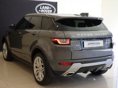 RANGE ROVER EVOQUE 5 DOOR 2.0 TD4 HSE DYNAMIC