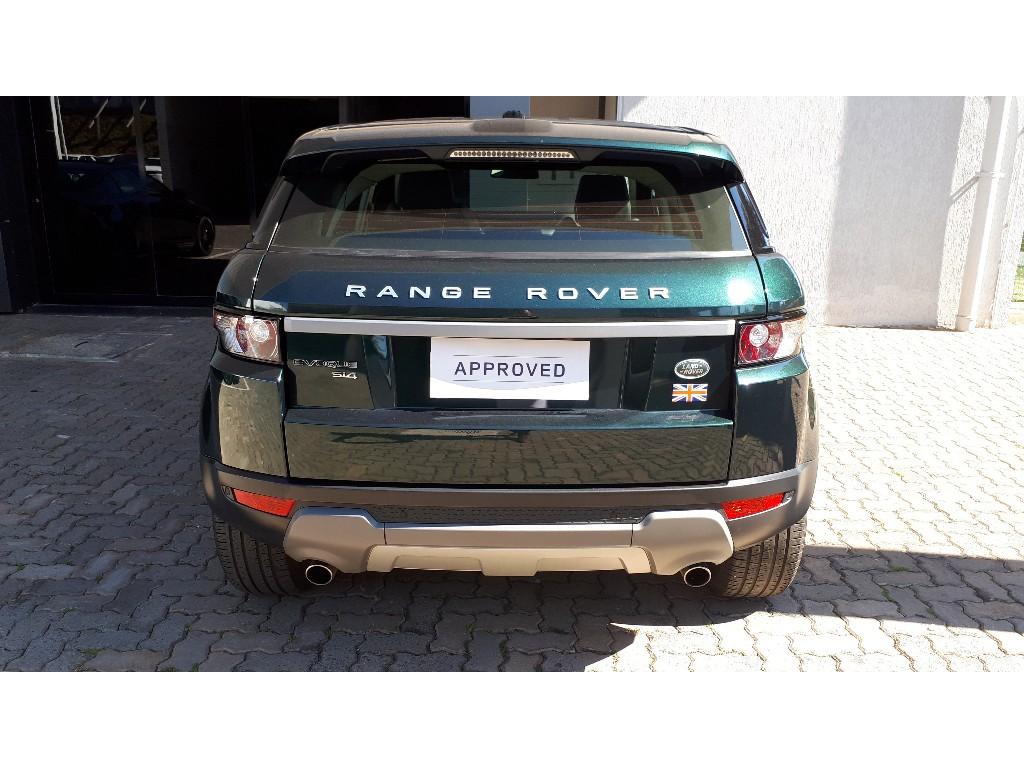 RANGE ROVER EVOQUE 5 PORTAS 2.0 SI4 PURE TECH