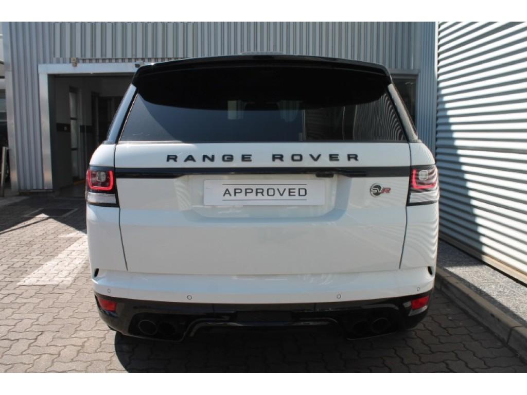 RANGE ROVER SPORT 5.0 V8 S/C SVR