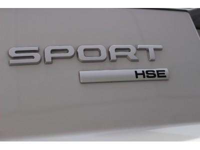 RANGE ROVER SPORT 3.0リッター V6 ターボチャージドディーゼルエンジン HSE