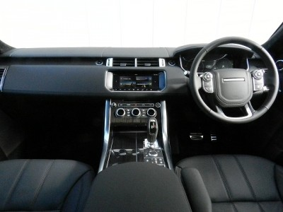 RANGE ROVER SPORT LR-V6 SUPERCHARGED - 380PS AUTOBIOGRAPHY DYMANIC