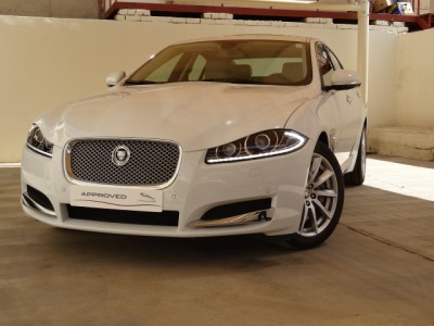 Used jaguar New XF in Sulaymaniyah