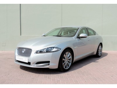 Used jaguar New XF in Dubai