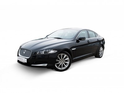 Used jaguar New XF in Al-Khobar