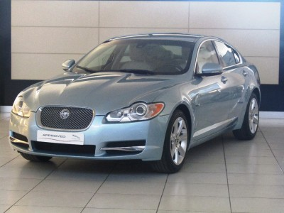 Used jaguar XF in Kuwait