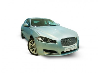 Used jaguar New XF in Riyadh