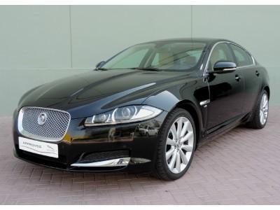 Used jaguar New XF in Dubai