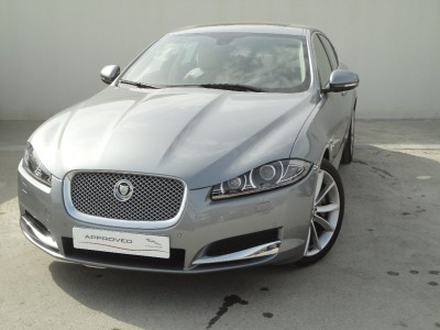 Used jaguar New XF in Al Hamriya