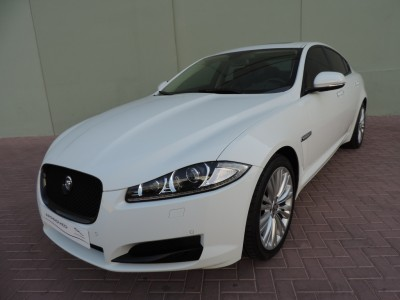 Used jaguar XF in Dubai