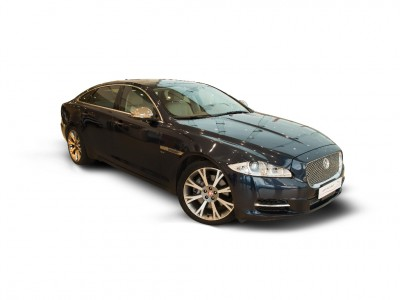Used jaguar XJ in Al-Khobar