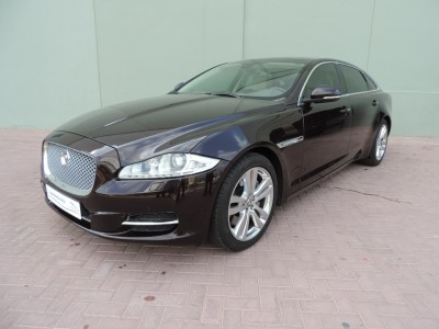 Used jaguar New XJ in Dubai