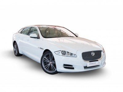 Used jaguar XJ in Jeddah