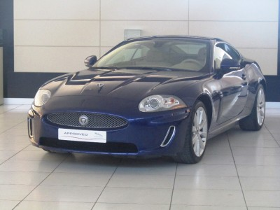 Used jaguar XK Coupe in Kuwait