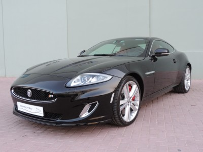 Used jaguar XKR/XKR-S in Dubai