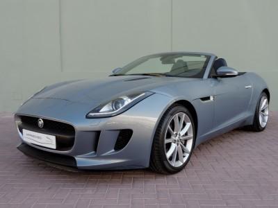 Used jaguar F-Type in Dubai