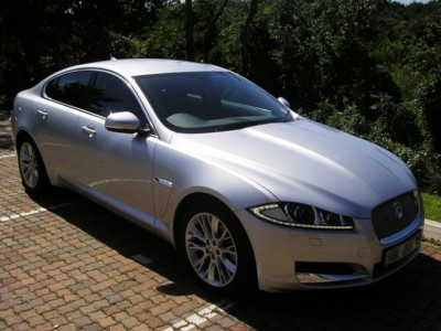Used jaguar New XF in Nelspruit