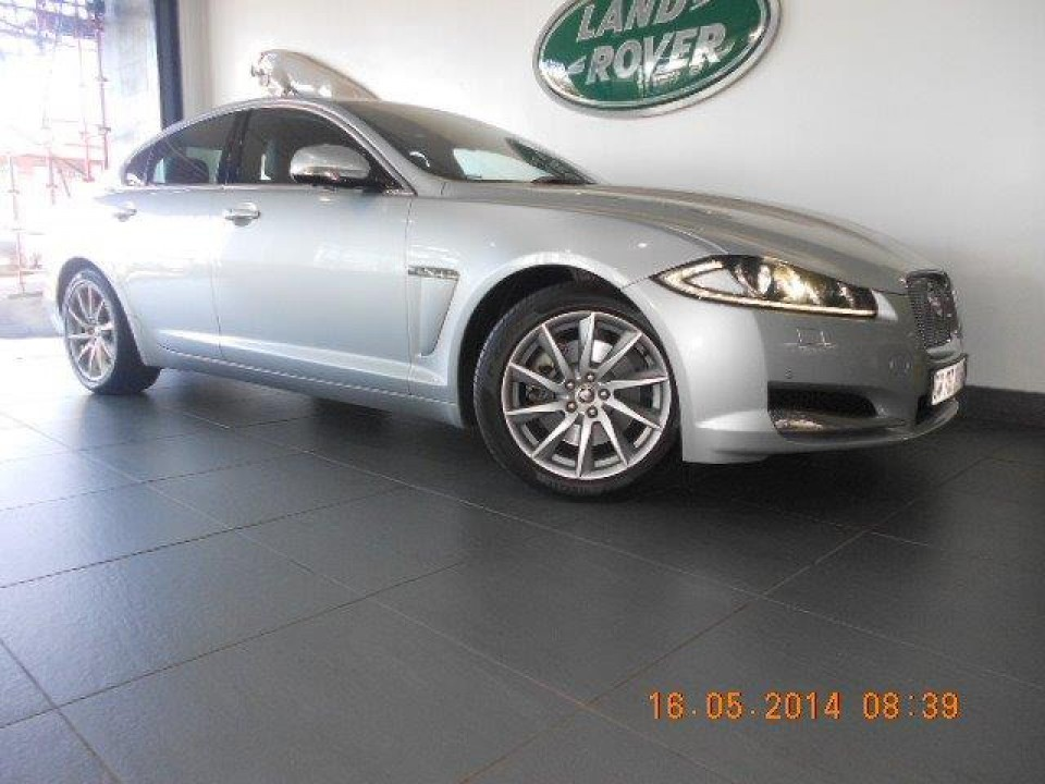 2014 New XF Luxury